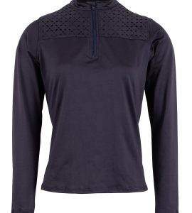 Navy Base Layer front