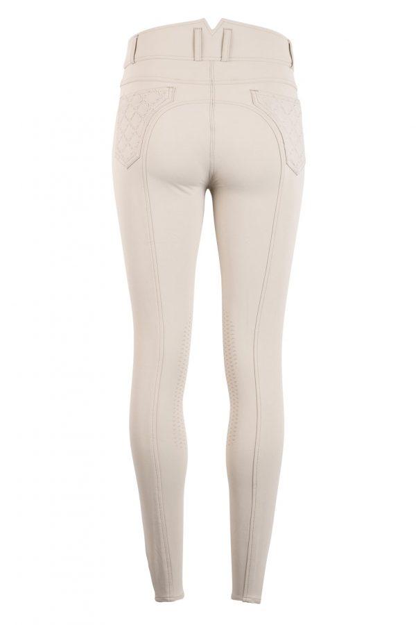 Adalyn beige breeches back