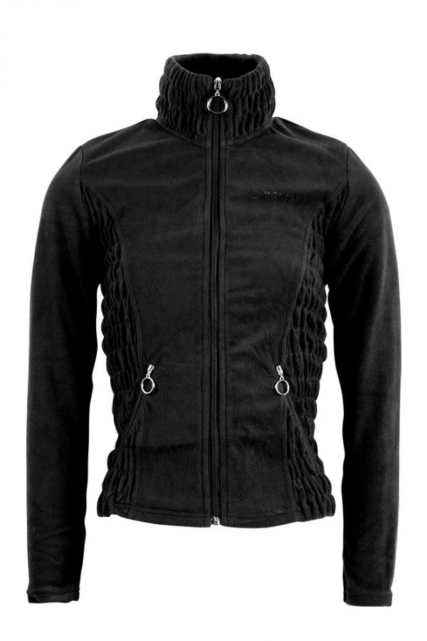 Black Montar fleece