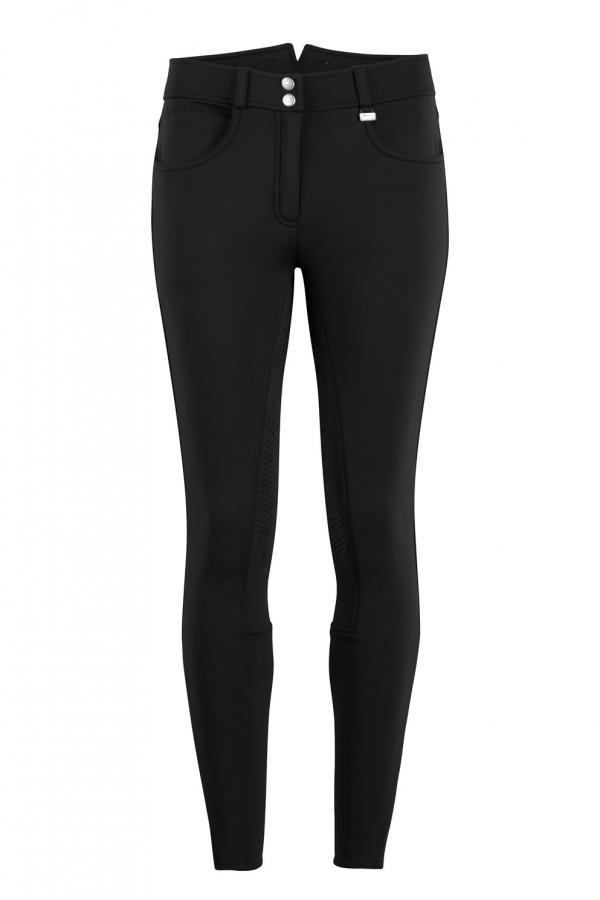 Montar Black Winter Breeches