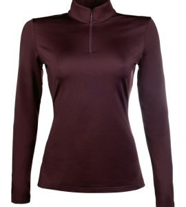 HKM Bordeaux base layer