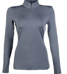 HKM Deep Grey Base Layer