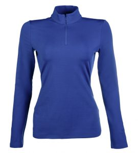 HKM Royal Blue Base Layer