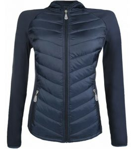 HKM Navy Jacket