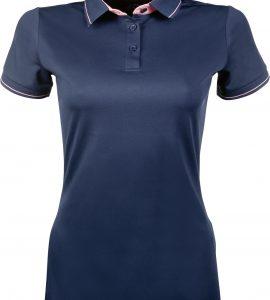 HKM Navy polo shirt